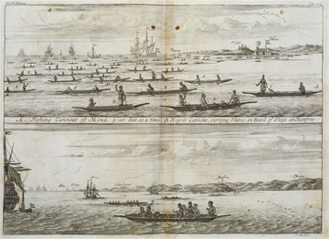 """A. Fishing cannoes of Mina 5 or 600 at a time 