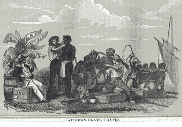 """African Slave Trafic"""