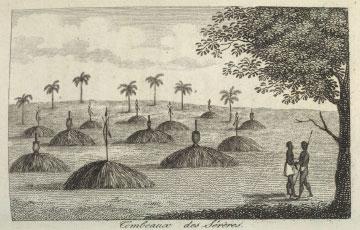 Cemetery, Senegambia