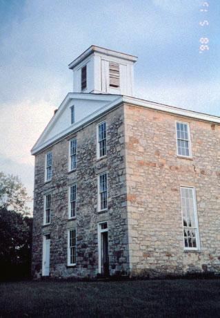 Historic Eleutherian College