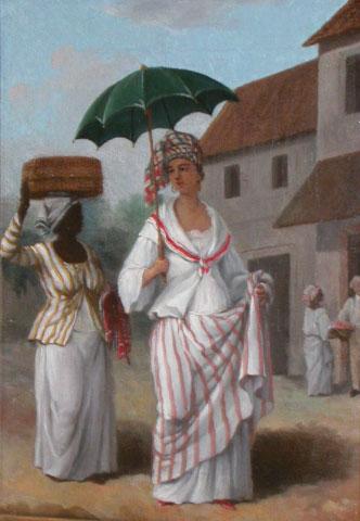 West Indian women