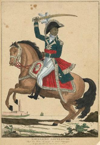 <i>Toussaint Louverture</i>