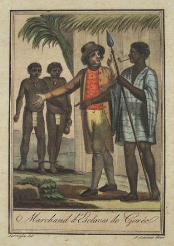 <i>Marchand d'Esclaves de Gorée</i>