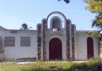 Temple of the Abakuá society Erobé Efó