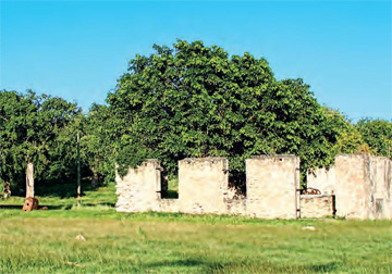 La Mahaudière Plantation, Guadeloupe