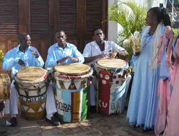 Instrumental group, La Pompadour