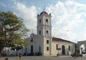 Square of the Christ, Camagüey, Cuba
