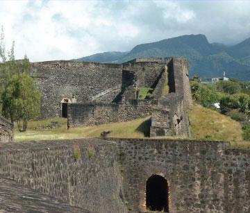 Fort Louis Delgrès, Guadeloupe