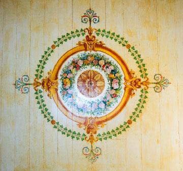 Floor design in The Big House