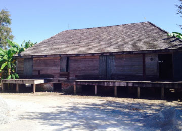 The French Creole Barn