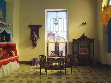 Room of popular religion