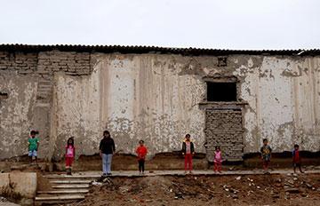 Casa Hacienda La Puerta, Afro-Peruvian Museum, Zaña, Peru