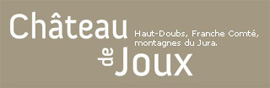 Chateau de Joux logo