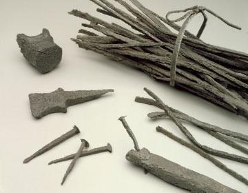 Nailrod and nails