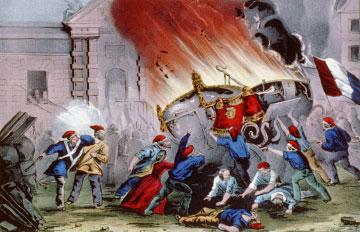 <i>The French Revoltuion</i>
