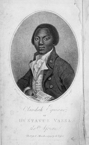 <i>Olaudah Equiano, or Gustavus Vassa, the African</i>