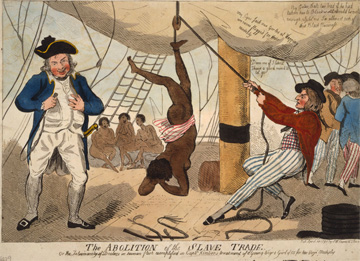 <i>The Abolition of the Slave Trade</i>