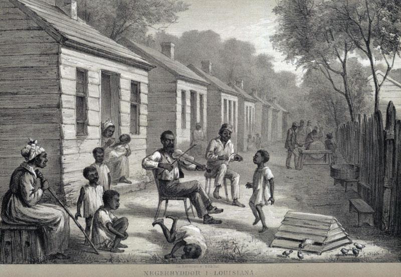 Louisiana   Slavery and Remembrance