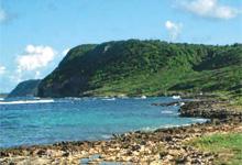 Anse Sainte Marguerite Guadeloupe